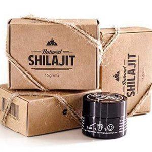 shiljit boxes and jar